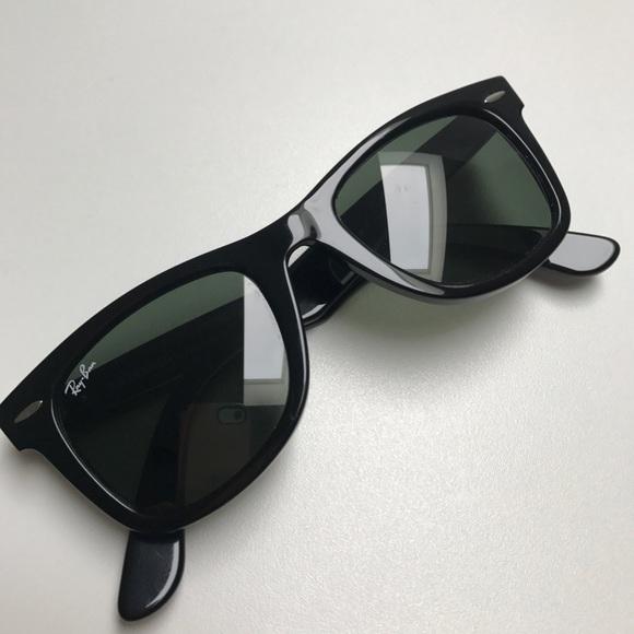 a8af5c49a8 Ray-Ban Wayfarer RB2140 901S A 50 22 3N Sunglasses.  M 5a78551fcaab44aa464c6c77